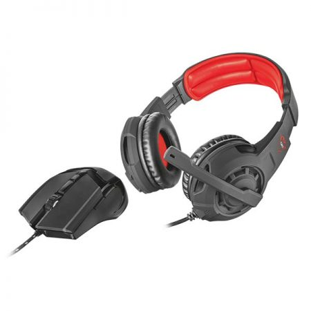 TRUST GXT 784 Gaming Headset And Mouse