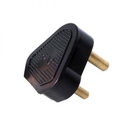 3-Pin Plugtop with usb wall charger