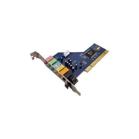 7.1 Channel PCI Sound Card