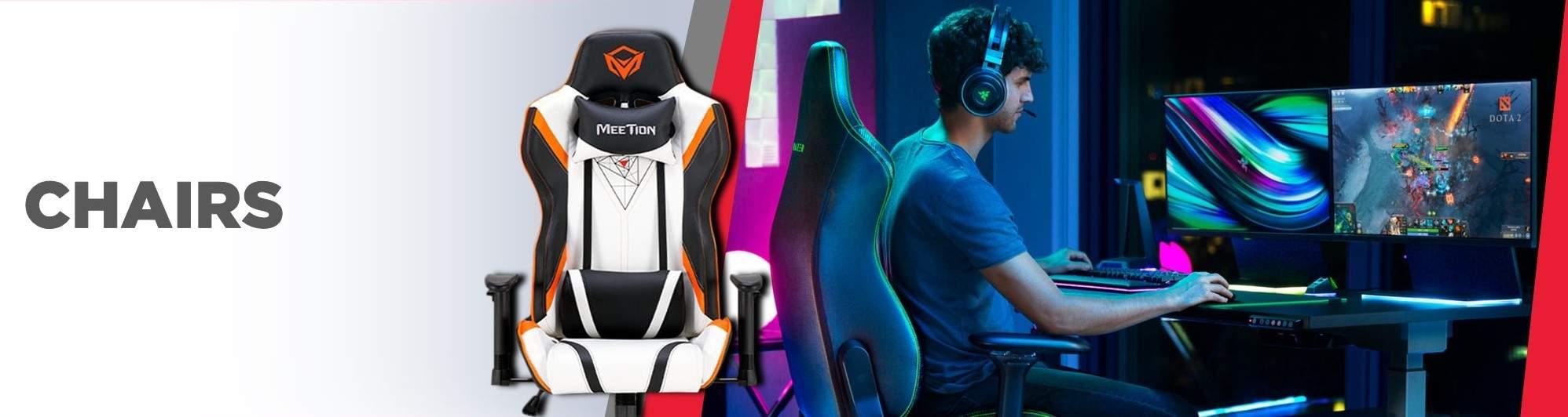 Matrix Warehouse Chairs