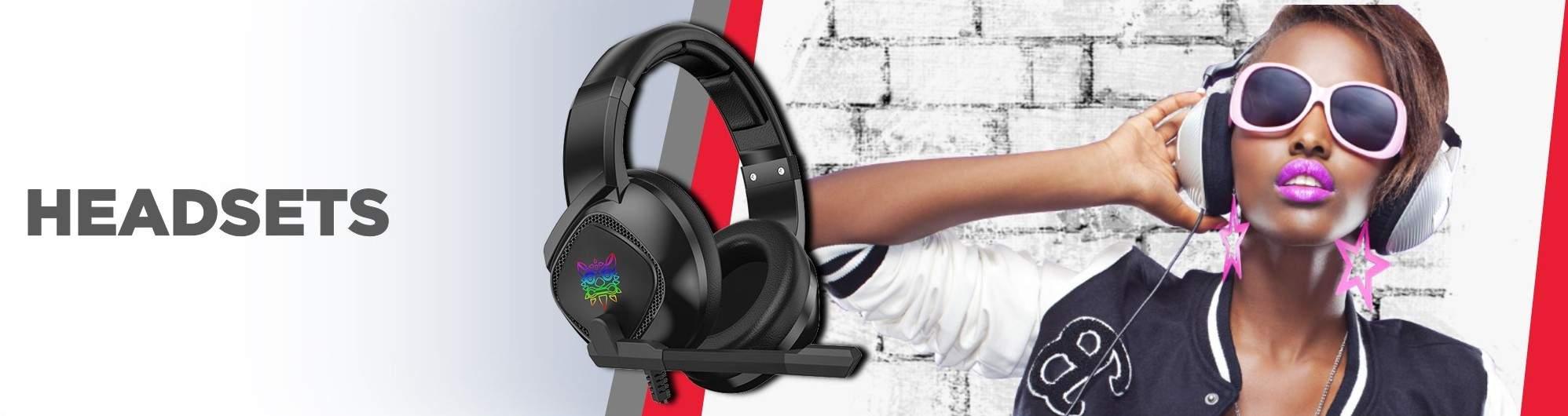 Matrix Warehouse Headsets