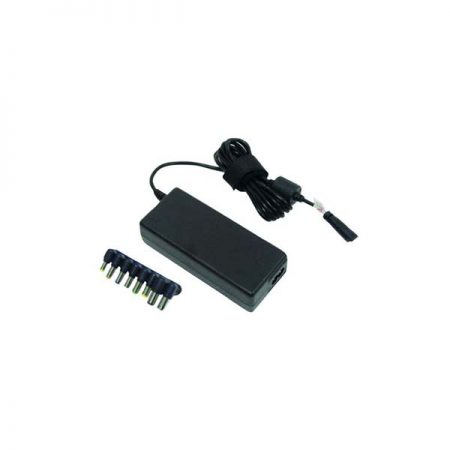 Port Connect 65W Universal Notebook Power Supply