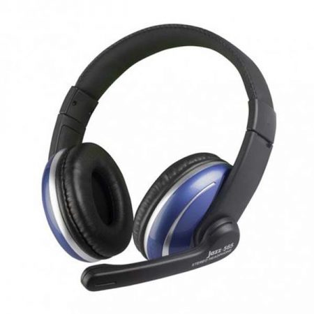 JAZZ-565 Stereo Headset Microphone With a Built-in Mic