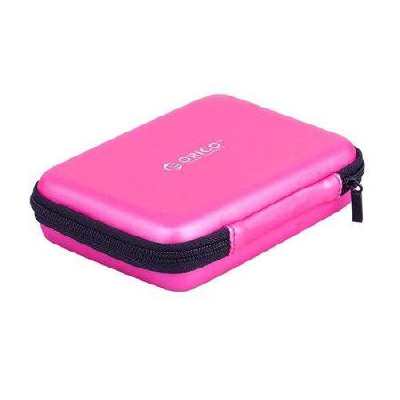 ORICO 2.5 Portable Hard Drive Bag Pink