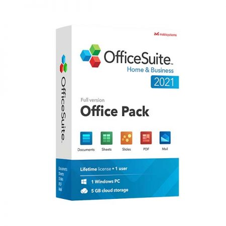 OfficeSuite Home & Business 1 User
