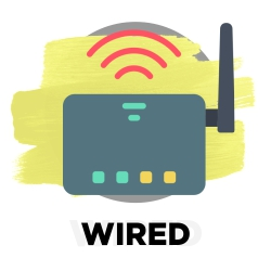 Wired Routers