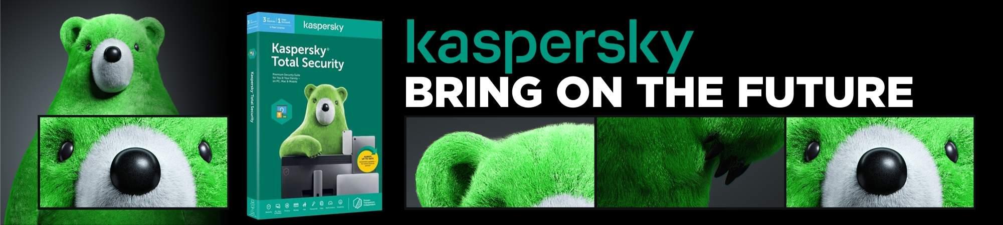 Kaspersky Brand page banner September 2021