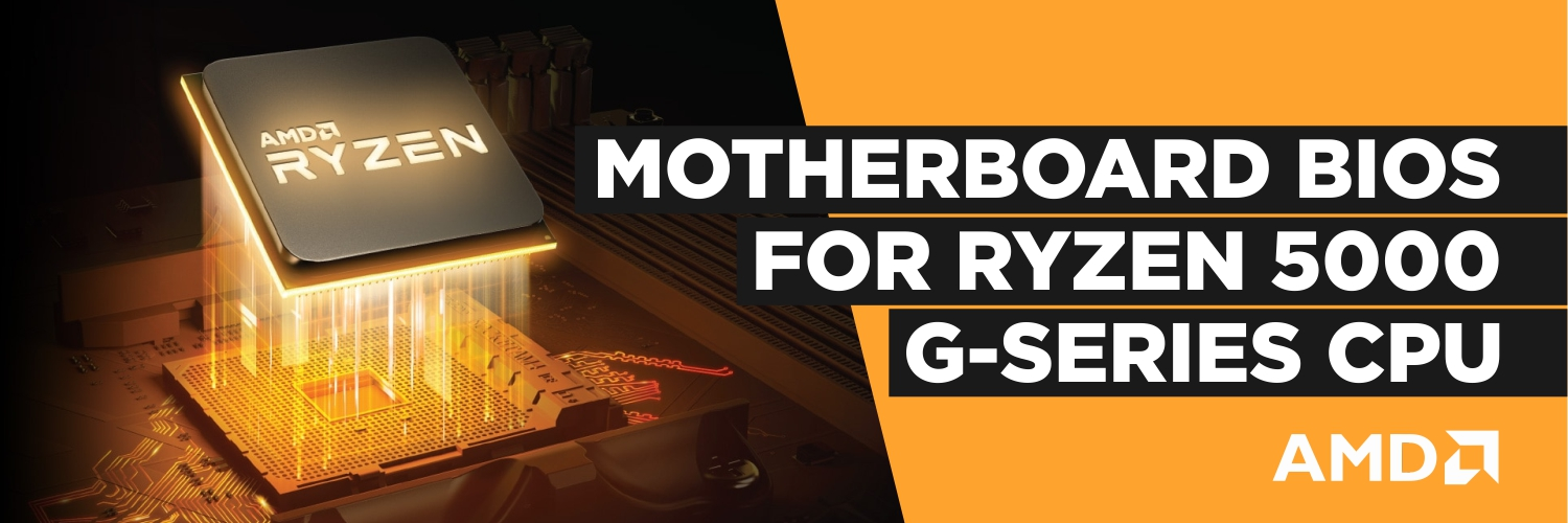 Motherboard and AMD 5000 Series Processor Article