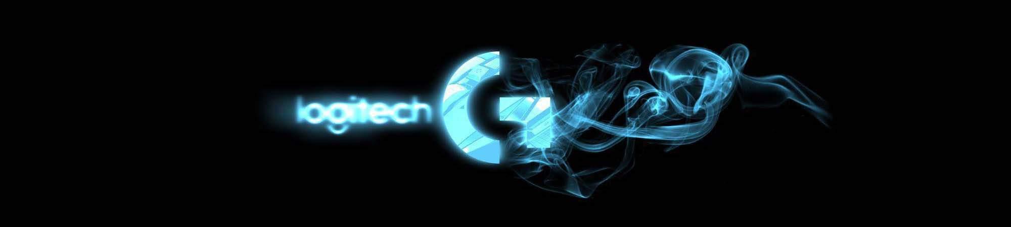 Logitech Brand page banner
