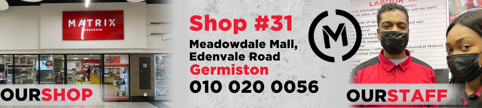 Meadowdale Landing page Banner