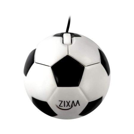 Zixaa USB Soccer Ball Optical Mouse 2