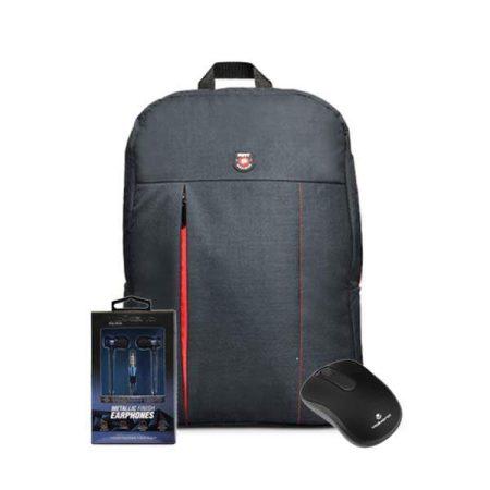 Laptop Backpack Bundle