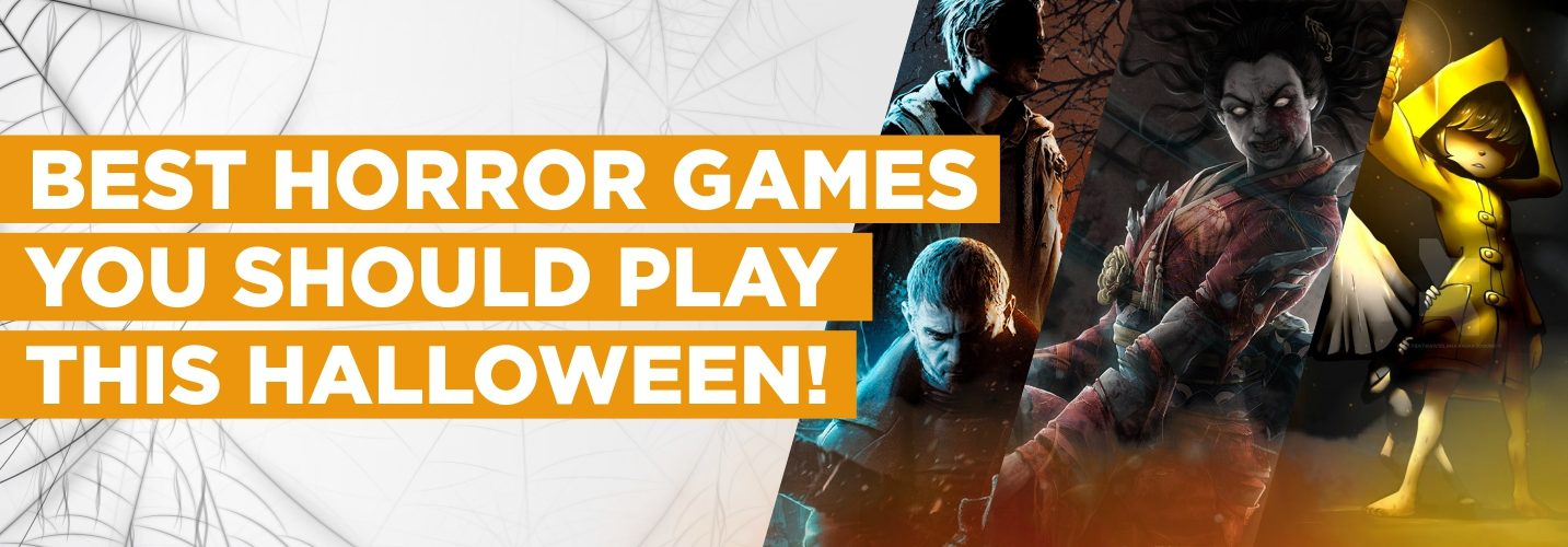 Best Horror Games To Play This Halloween!