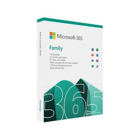 Microsoft Office 365 Family 2021
